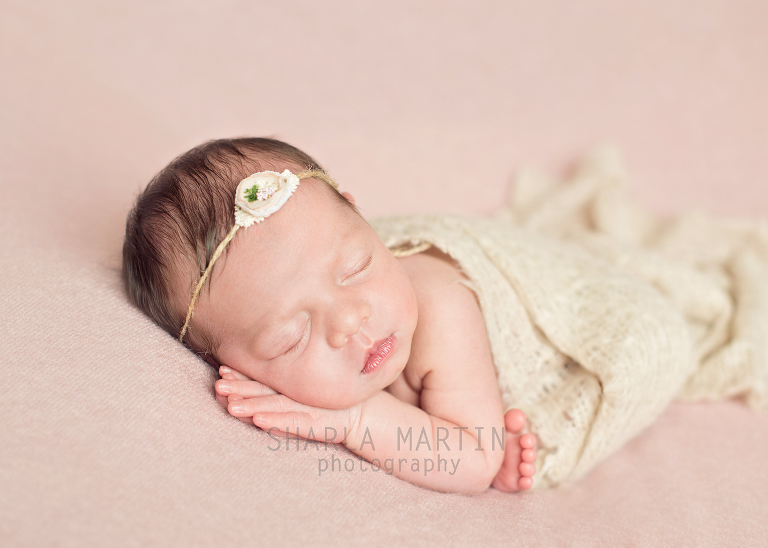 In-Home Newborn Photographer Austin TX
