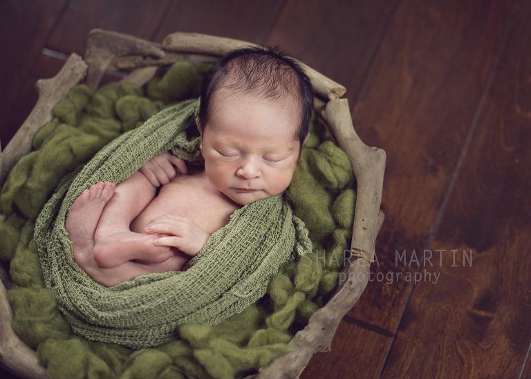 Austin New Baby Photographer