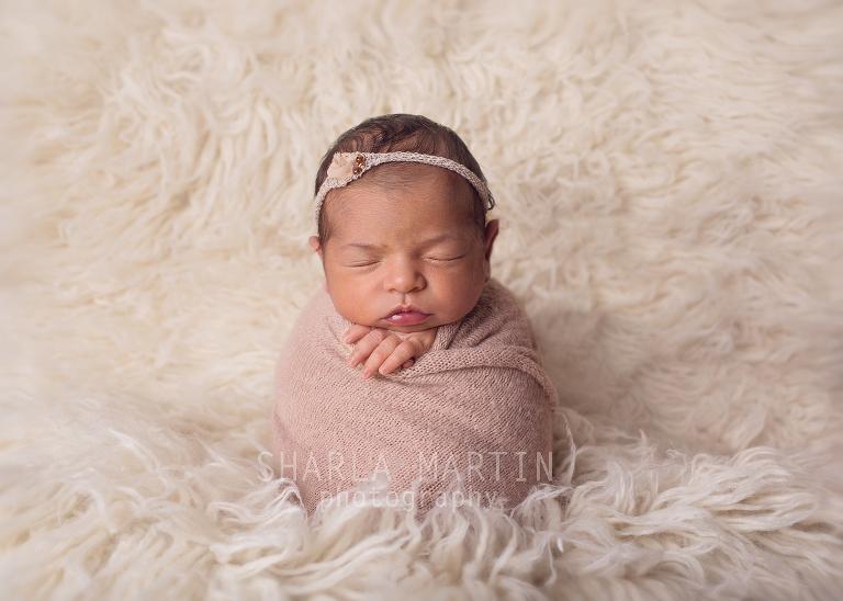 austin in-home newborn photos