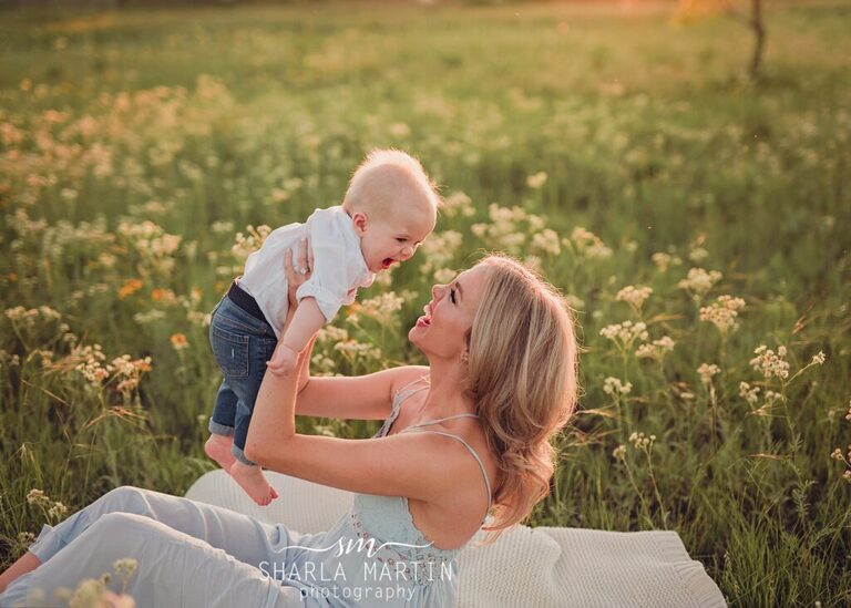 austin mommy and me photo shoot